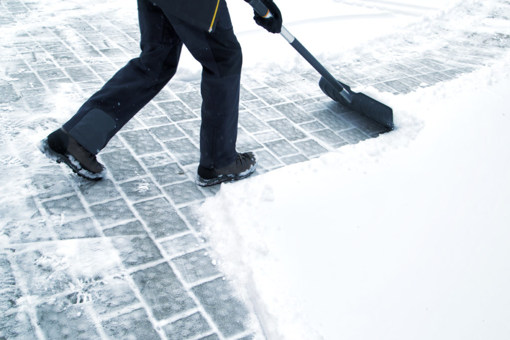 Winterdienste, Hausmeisterdienst